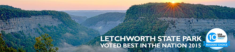 Letchworth State Park Arts And Crafts Show