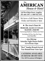 American House & Hotel